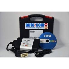AutoCom CDP+ 3in1 Bluetooth - Tester profesional diagnoza