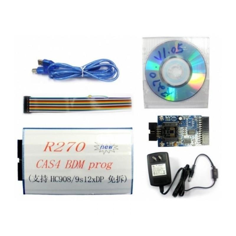 Modificare KM Mercedes - R270 CAS4 BDM