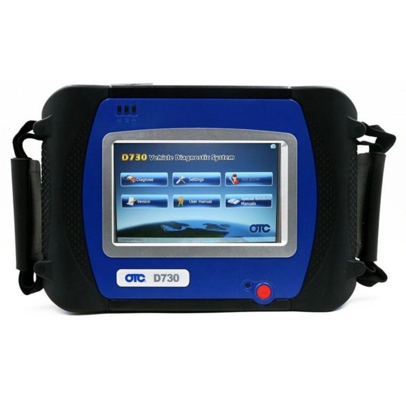 SPX AUTOBOSS OTC D730 Super Scanner