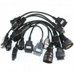 Set cabluri adaptoare camioane AutoCom / Delphi