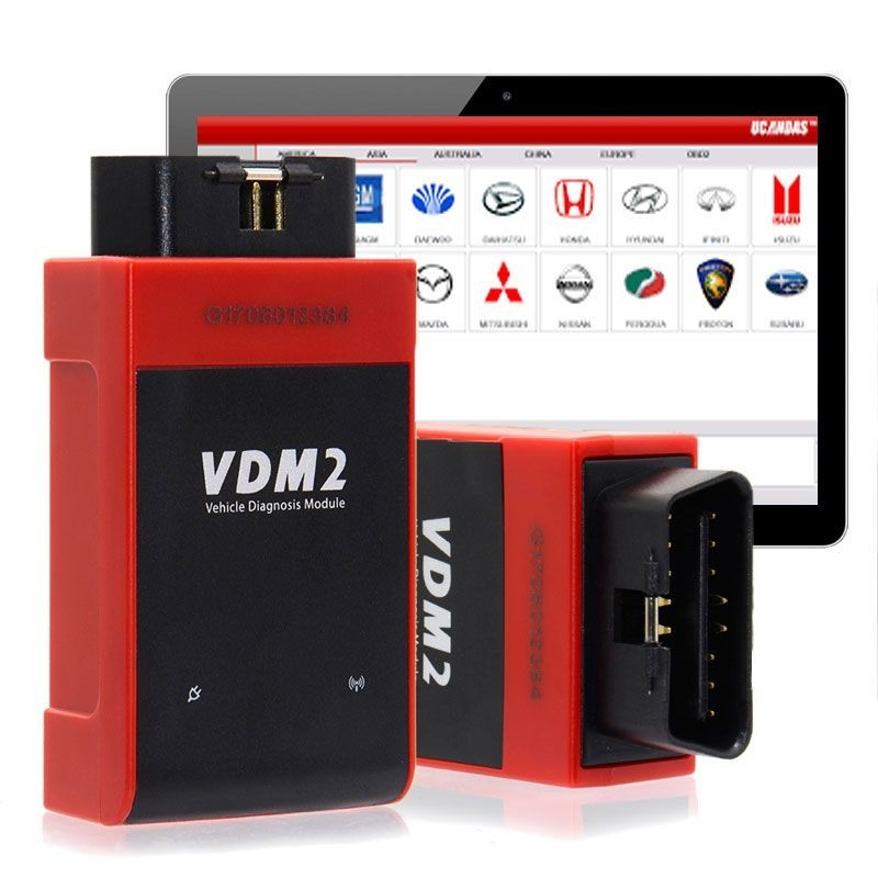 Ucandas VDM 2 + Tableta Android