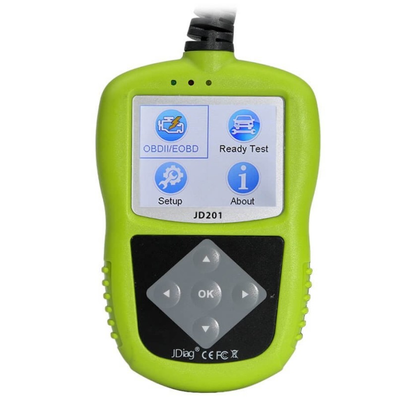 Jdiag 201 Universal - Scanner diagnoza auto