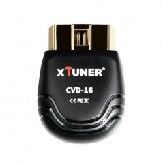 Tester camioane Xtuner CVD