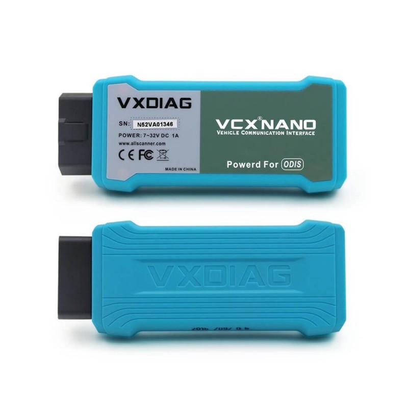 Tester VAG VCX Nano ODIS