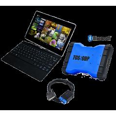 Pachet  EXTRA TCS PRO + tableta + set cabluri turisme / camioane