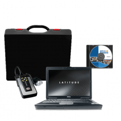 Pachet profesional Tester SNOOPER + Laptop Refurbished i3, 4 GB RAM, HDD 320 GB + Soft catalog reparatii