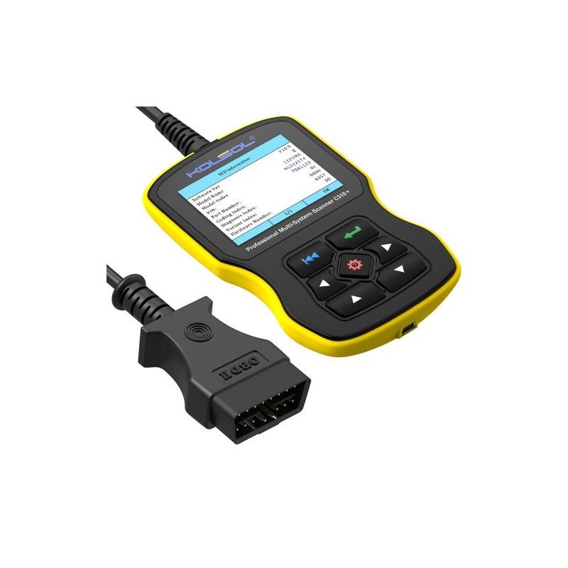 KOLSOL C310+ Full System Scan Tool Code Scanner BMW