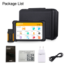 Humzor NexzDAS Pro Bluetooth 10inch Tablet Full System Auto Diagnostic Tool OBD2 Scanner with IMMO ABS EPB SAS DPF Oil Reset